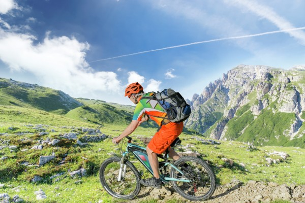 NATURE ACTIVE E-Mountainbike Aktivwochen
