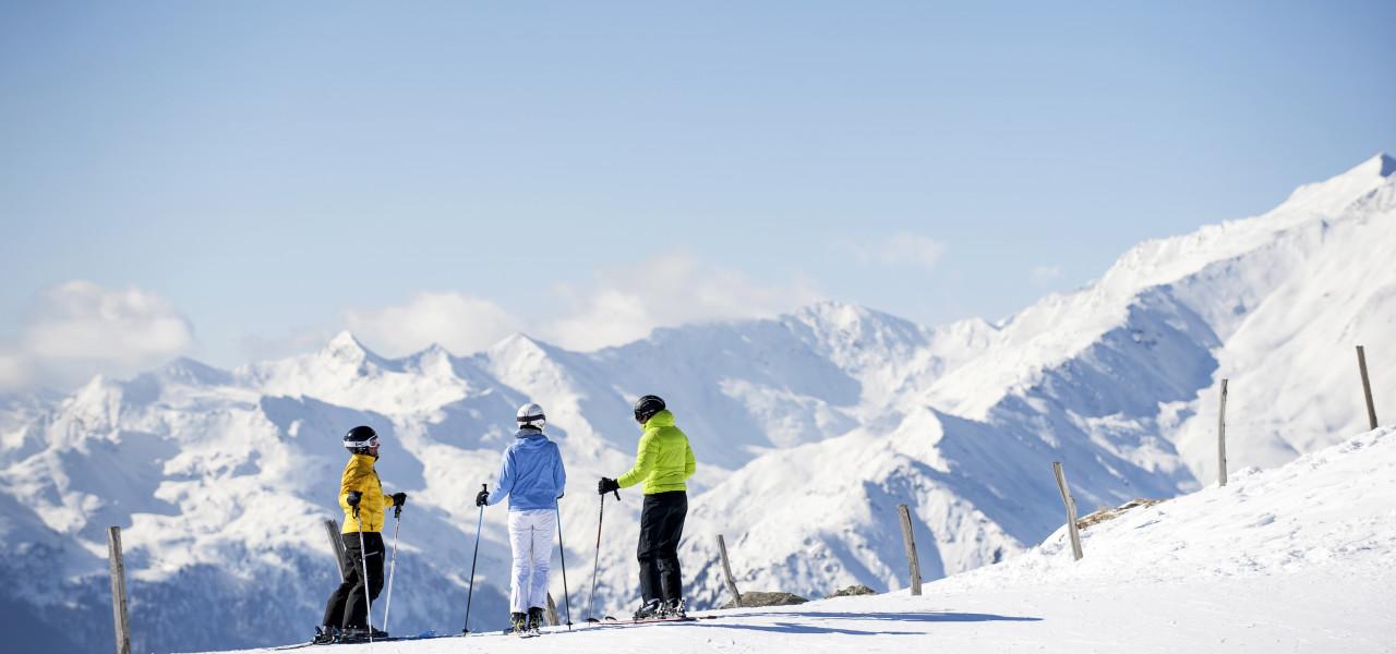 Skigebiet Ratschings Jaufen