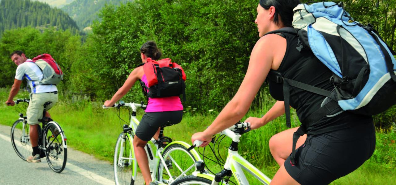 Biken in Ratschings und Sterzing