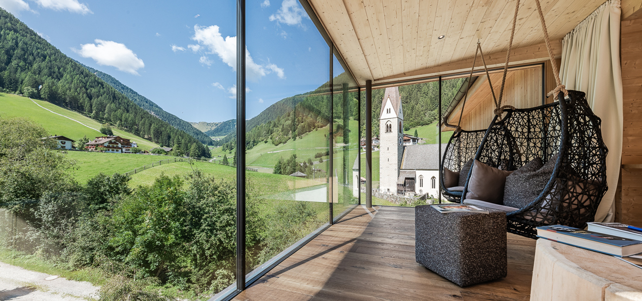 Das Design & Naturhotel Rainer in Südtirol (Ratschings, Jaufental)